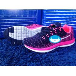giày thể thao nữ- giày chạy bộ - nhẹ- êm