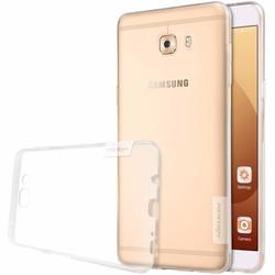 Ốp lưng Silicon cho Galaxy C9 Pro  chính hãng  Nillkin