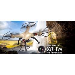 Máy bay điều khiển X8HW Flycam wifi - X8HW
