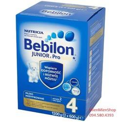 Sữa Bebilon số 4 - 1200g