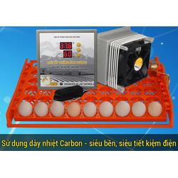 Máy Ấp Trứng Mini Ánh Dương - Không Sử Dụng Bóng Đèn Sợi Đốt