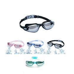 Kính bơi thời trang cao cấp POPO chống lóa, chống tia UV,chống hấp hơi