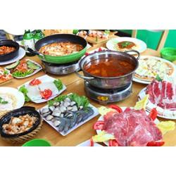 Buffet Pizza Mỳ Ý và Lẩu siêu hấp dẫn không giới hạn tại JALIA 93 Vũ Ngọc Phan