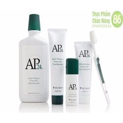 Bộ chăm Sóc Răng Miệng AP-24 Anti-Plaque Oral Care System chính hãng