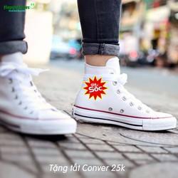 Giày Classic Việt Nam xuất khẩu Tặng tất CV Fullbox