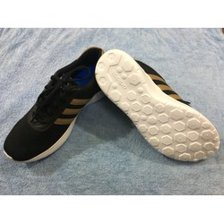 giày thể thao nam 3 sọc nâu đen , đủ size