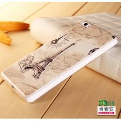 Ốp lưng 3D Xiaomi Mi 5 Tháp eiffel