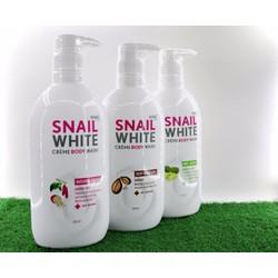 Sữa Tắm Trắng Da Snail White Hương Trái BAOBAB