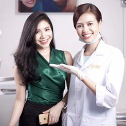 HN  Làm răng sứ Ty Tan  tại Nha Khoa Ngân Phượng