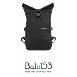 balo153-Balo  Simplecarry Easy Open 3 Black