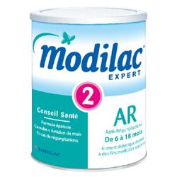 Modilac Expert AR 2 : Sữa đặc trị chống trào ngược , nôn trớ