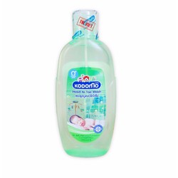 Dầu tắm gọi Kodomo Head to toe 2in1 200ml