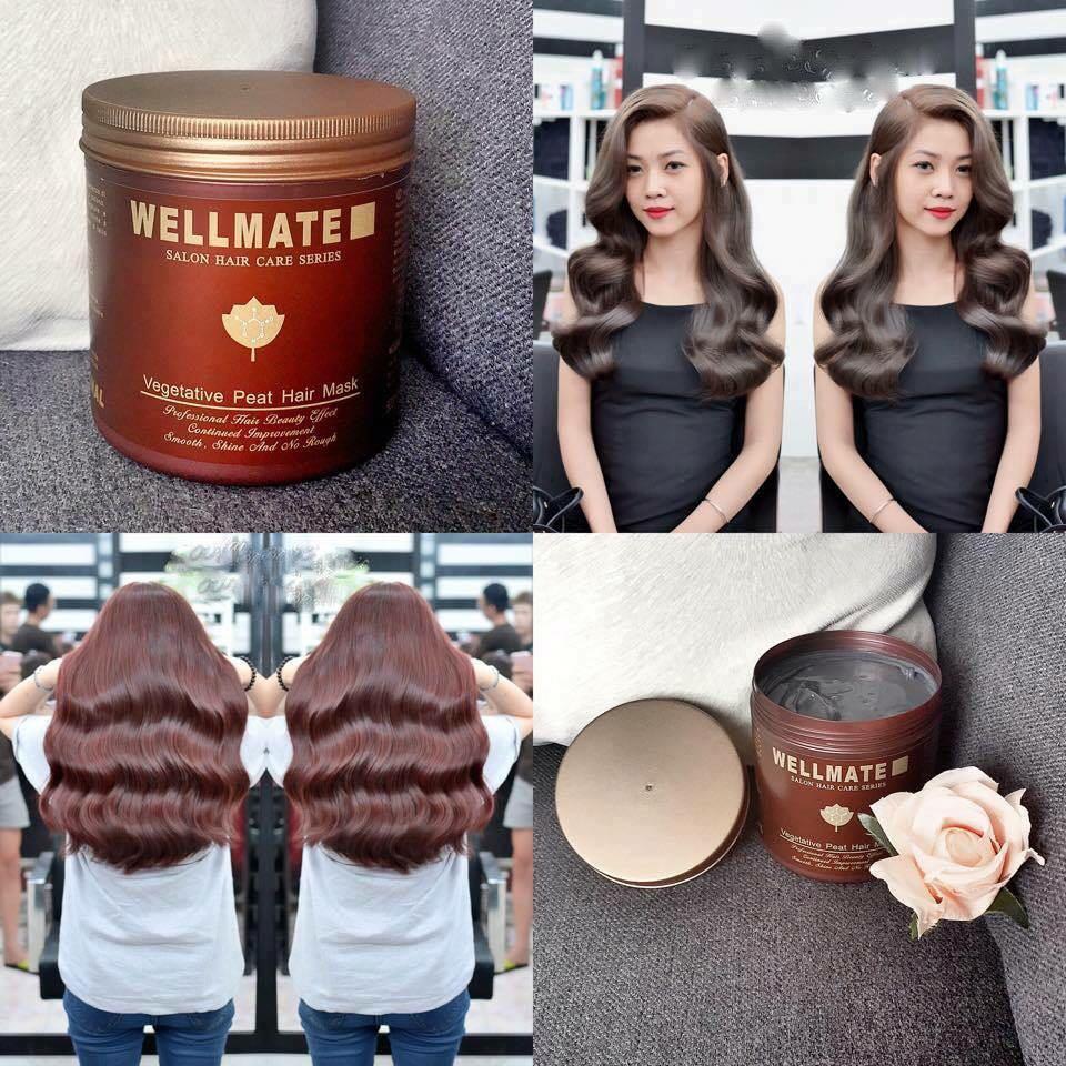 Kết quả hình ảnh cho Wellmate Salon Hair Care Series 1000ml