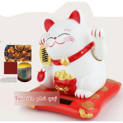 Mèo thần tài may mắn vẫy tay năng lượng mặt trời - 4278343 , 5650058 , 15_5650058 , 100000 , Meo-than-tai-may-man-vay-tay-nang-luong-mat-troi-15_5650058 , sendo.vn , Mèo thần tài may mắn vẫy tay năng lượng mặt trời