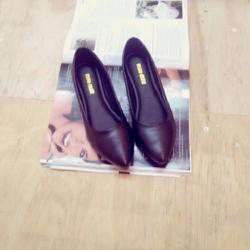 Giày búp bê nữ đệm êm chân thoải mái