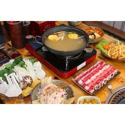 Buffet nướng lẩu 199000đ tại Nhà hàng Kim  39 Kim Đồng