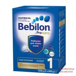 Sữa Bebilon số 1 - 1200g