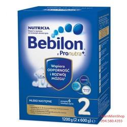 Sữa Bebilon số 2 - 1.200g