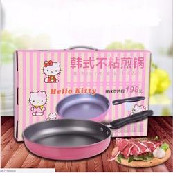 Chảo chống dính Mèo Hồng 26cm độc đáo, chất lượng giá tốt Cần Thơ