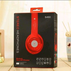 Tai Nghe Bluetooth HEADPHONES-S460