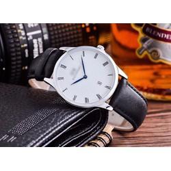 đồng hồ thời trang dây da nữ