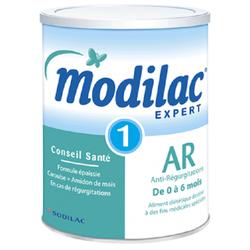 Modilac Expert AR 1 : Sữa đặc trị chống trào ngược , nôn trớ