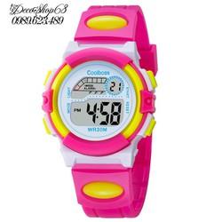 [Tặng thẻ ĐT 20k khi mua từ 4 chiếc trở lên, freeship đơn từ 149k] Đồng hồ trẻ em Decoshop68 W03-HV
