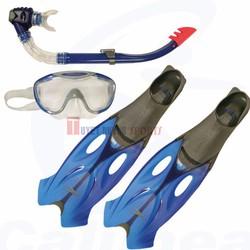 Bộ lặn Speedo kính bơi chân vịt ống thở Glide S116 Size 39 đến 40