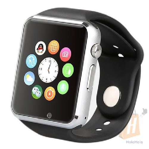 Đồng hồ thông minh GT08 2016 - Đen viền bạc - 4277747 , 5644973 , 15_5644973 , 199000 , Dong-ho-thong-minh-GT08-2016-Den-vien-bac-15_5644973 , sendo.vn , Đồng hồ thông minh GT08 2016 - Đen viền bạc