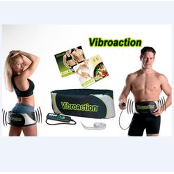 Đai massage tan mỡ bụng Vibro Action