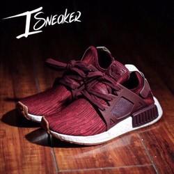 Giày NMD Camo Đỏ