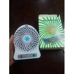 Quạt Mini Fan 3 Cấp Độ