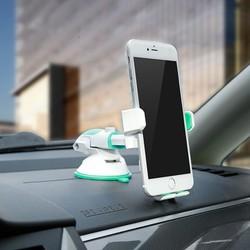 Kẹp điện thoại - Baseus Robot Car Bracket With Sucker