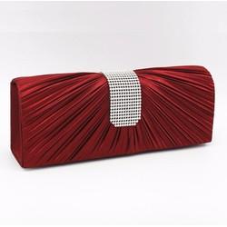 Túi Clutch Thời Trang - Màu Đỏ