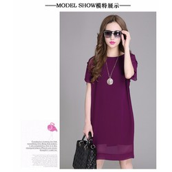 Đầm suông  kiểu dáng tự tin, phong cách năng động -11380112