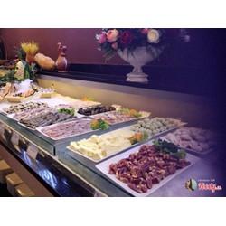 HN - Buffet lẩu nướng tại Nhà hàng Lẩu Hội Quán Vincom Time City
