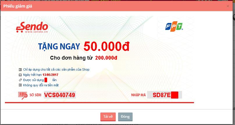 Kinh nghiệm chia sẻ mã giảm giá đến khách hàng khi kinh doanh trên SENDO.VN - image JERAjq on https://congdongdigitalmarketing.com