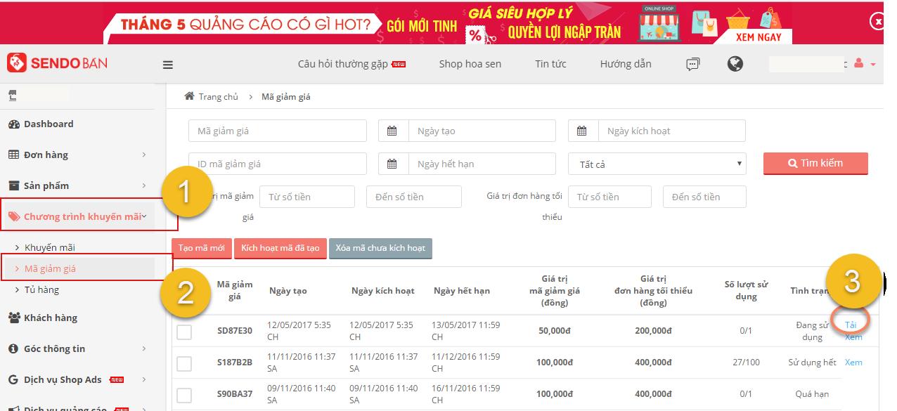 Kinh nghiệm chia sẻ mã giảm giá đến khách hàng khi kinh doanh trên SENDO.VN - image LrBLJX on https://congdongdigitalmarketing.com
