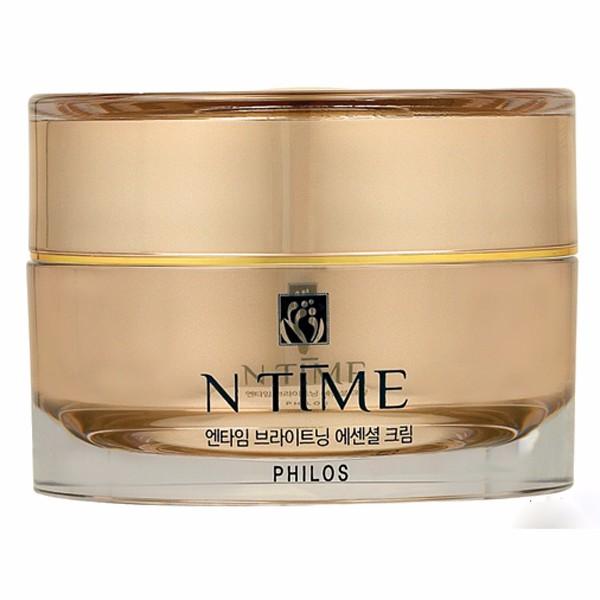 Kem dưỡng trắng chống lão hóa ngày đêm Philos Brightening Essential Cream 50g