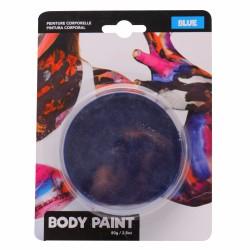 Màu vẽ cơ thể  body painting xanh dương