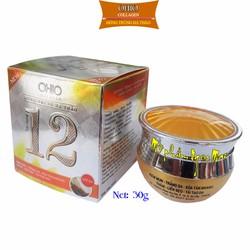 Kem trị mụn, xóa thâm, liền sẹo 12 tác dụng OHIO Collagen