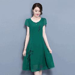 Đầm suông cực sành điệu  DS501