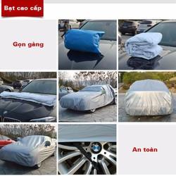 Bạt phủ xe ô tô dòng Hatback