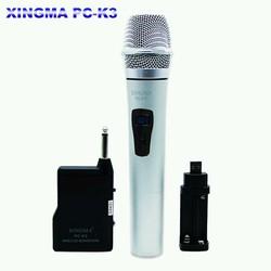 Micro không dây XINGMA K3 cho loa kéo