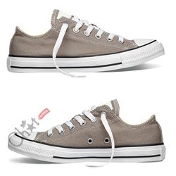 Giày Classic Nam Xám Cổ Thấp