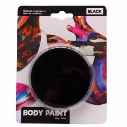 Màu vẽ cơ thể  body painting đen UBL