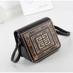 Túi đeo cá tính cho các bạn nữ hè 2017 Họa tiết như hình - PU