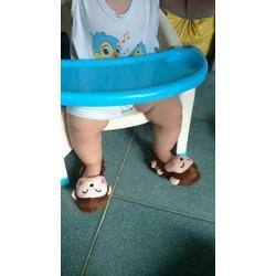 dép đi trong nhà cho bé từ 1 tuổi