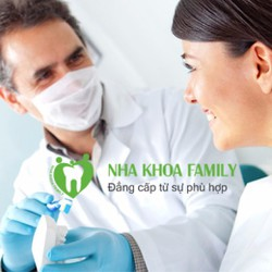 HN : Làm răng sứ tại Nha khoa Family Dental
