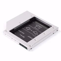 Lắp thêm ổ SSD cho laptop bằng caddy bay